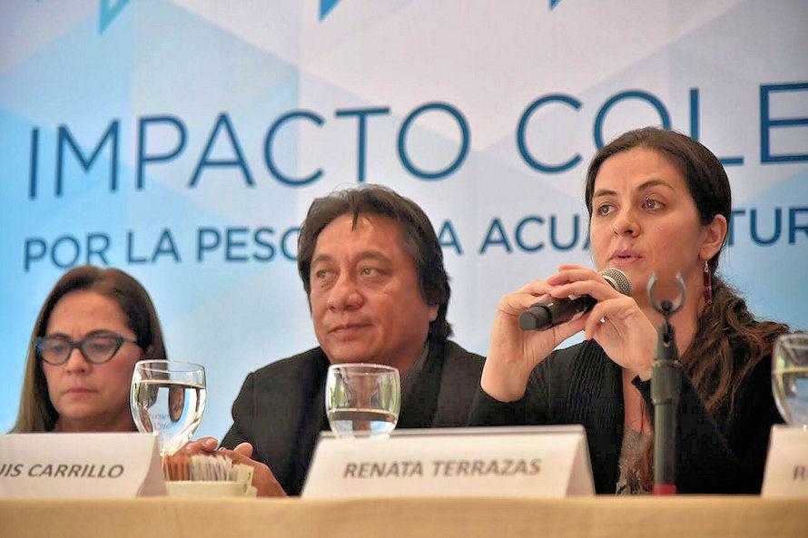 Organizaciones promueven política de trazabilidad para sector pesquero