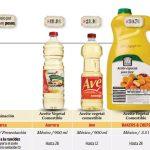 Consume el mejor aceite vegetal