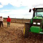 La agricultura moderna, tradición y tecnología