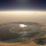 Con agua en Marte, la NASA podría cultivar en invernaderos