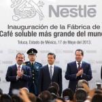 Amplía Nestlé fábrica de café soluble en Toluca