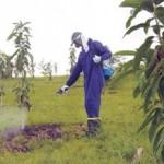 Aplicación de agroquímicos