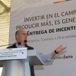 Aumentará Sagarpa apoyo a pequeños productores