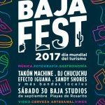Descubre Baja Fest 2017
