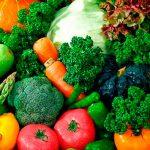Bajo consumo de frutas y verduras reduce la esperanza de vida