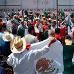 Capacita la Sedatu a campesinos de Michoacán