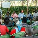 Se capacitan agricultores kenianos para cuidar al medio ambiente