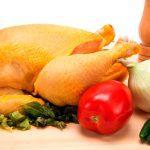 Carne de pollo, deliciosa y nutritiva