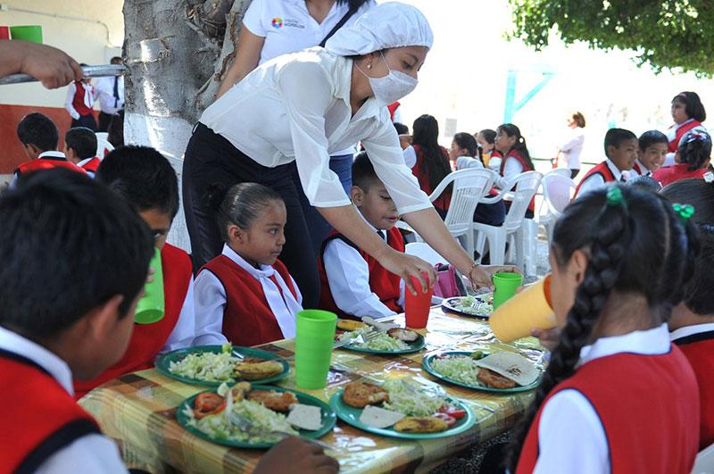 CDMX cooperará con comedores infantiles de Tegucigalpa - 2000Agro ...