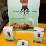 Crean nutritivo cereal a base de camote