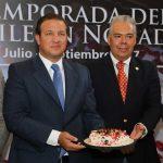 ¡Arranca temporada del chile en nogada en Puebla!