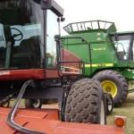 Denuncian entrega, con fines partidistas, de maquinaria agrícola