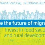 Día Mundial de la Alimentación, 16 de octubre