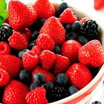 Beneficios de consumir frutos rojos