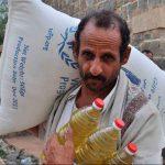 Combaten hambre en Yemen