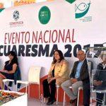 Invitan a consumir pescados y mariscos en Cuaresma