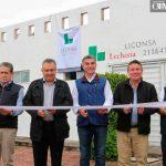 Inauguran 9 lecherías en Puebla
