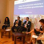 México avanza en implementación de políticas agroambientales