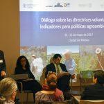 México, actor mundial en el diálogo agroambiental