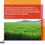 Nuevo estudio socioeconómico sobre agricultura