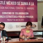ONG piden al gobierno replantear Cruzada contra el hambre