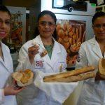 Elaboran pan con residuos de fibra de coco fermentada