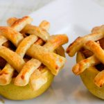 Prepara tu propio pay de manzana