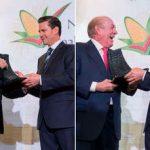 Entrega EPN Premio Nacional Agroalimentario