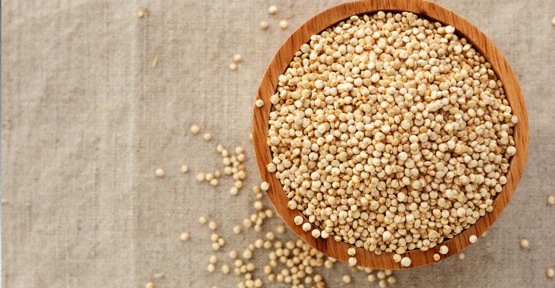 Quinoa, el alimento del futuro