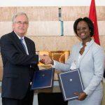 Firman acuerdo para reforestar Mozambique