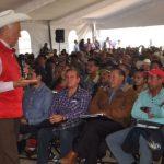 Sedatu desarrolla el campo arraigando a la gente en su lugar de origen