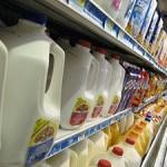 Se elevará el precio de productos lácteos importados