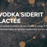 Primer vodka lácteo